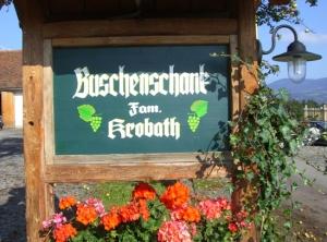 Buschenschank Krobath