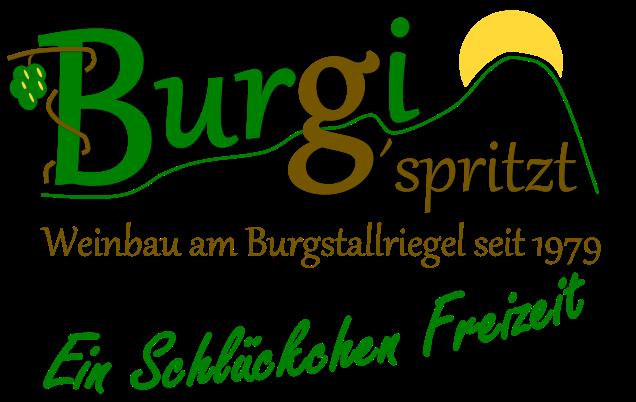 Burgi G´spritzt Ein Schlückchen Freizeit
